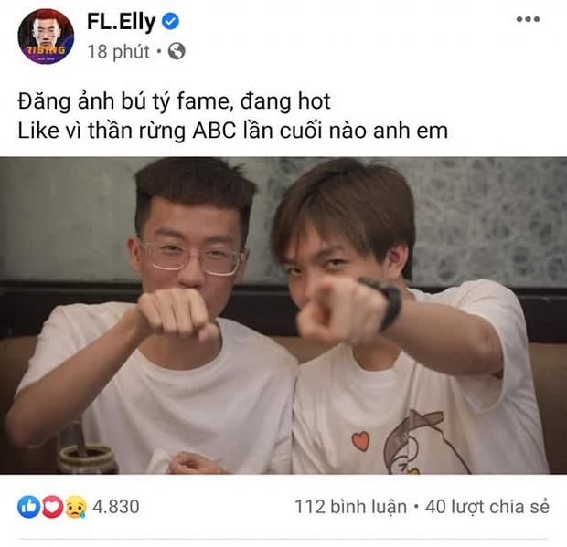 Elly chia tay ADC vẫn không quên cà khịa thần rừng, Xuân Bách tiết lộ sẽ có một Team Flash mới? - Ảnh 3.