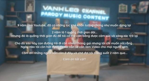 Thợ lặn Vanh Leg bất ngờ comeback sau 2 năm biến mất, từ Bà Tân đến hiện tượng 1977 Vlog đều làm cameo ráo - Ảnh 9.