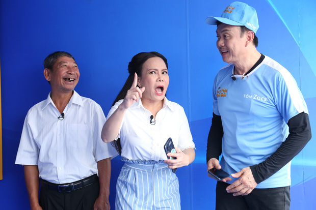 Thêm hình ảnh cố NS Chí Tài lăn xả với Việt Hương, Đại Nghĩa trong show chưa lên sóng - Ảnh 1.