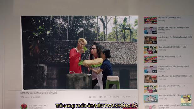 Thợ lặn Vanh Leg bất ngờ comeback sau 2 năm biến mất, từ Bà Tân đến hiện tượng 1977 Vlog đều làm cameo ráo - Ảnh 4.