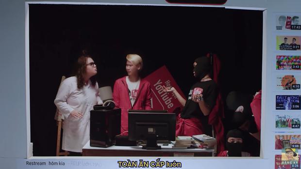 Thợ lặn Vanh Leg bất ngờ comeback sau 2 năm biến mất, từ Bà Tân đến hiện tượng 1977 Vlog đều làm cameo ráo - Ảnh 6.