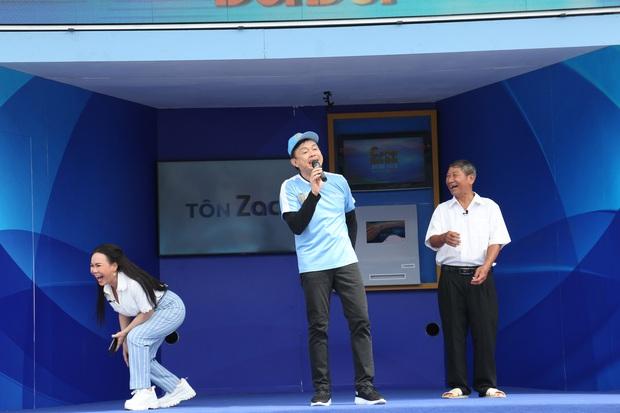Thêm hình ảnh cố NS Chí Tài lăn xả với Việt Hương, Đại Nghĩa trong show chưa lên sóng - Ảnh 2.