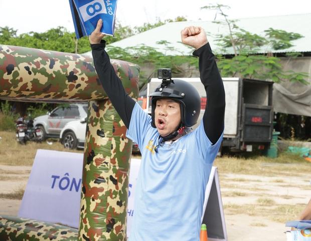 Thêm hình ảnh cố NS Chí Tài lăn xả với Việt Hương, Đại Nghĩa trong show chưa lên sóng - Ảnh 6.