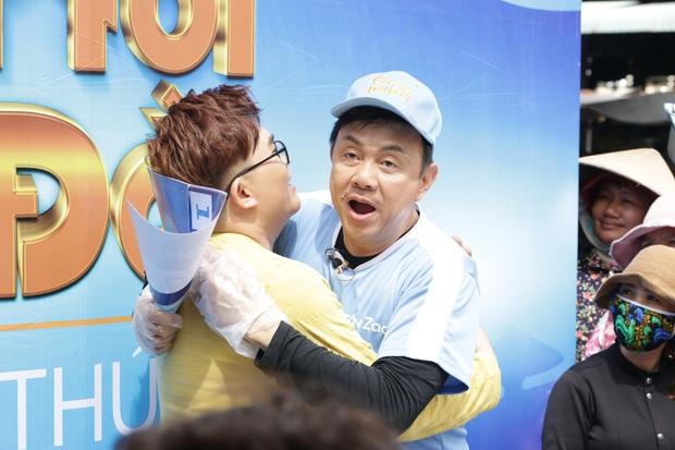 Thêm hình ảnh cố NS Chí Tài lăn xả với Việt Hương, Đại Nghĩa trong show chưa lên sóng - Ảnh 3.