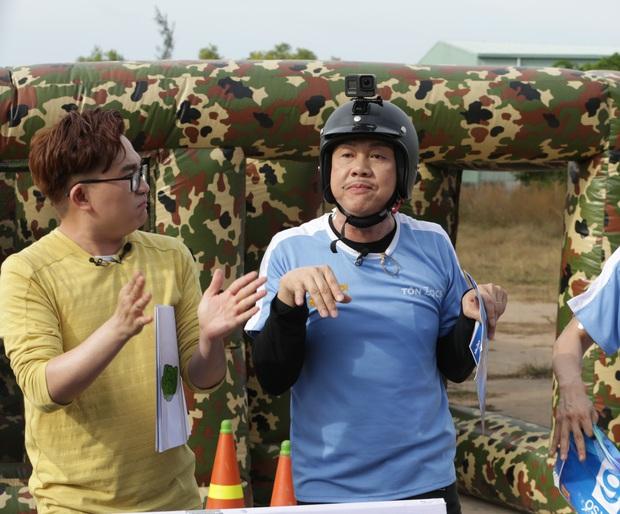 Thêm hình ảnh cố NS Chí Tài lăn xả với Việt Hương, Đại Nghĩa trong show chưa lên sóng - Ảnh 4.