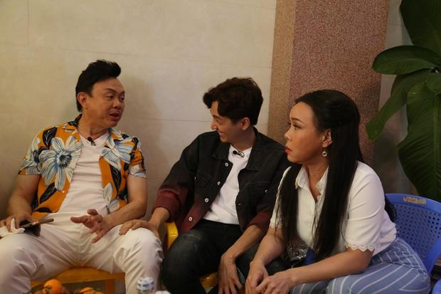 Thêm hình ảnh cố NS Chí Tài lăn xả với Việt Hương, Đại Nghĩa trong show chưa lên sóng - Ảnh 8.