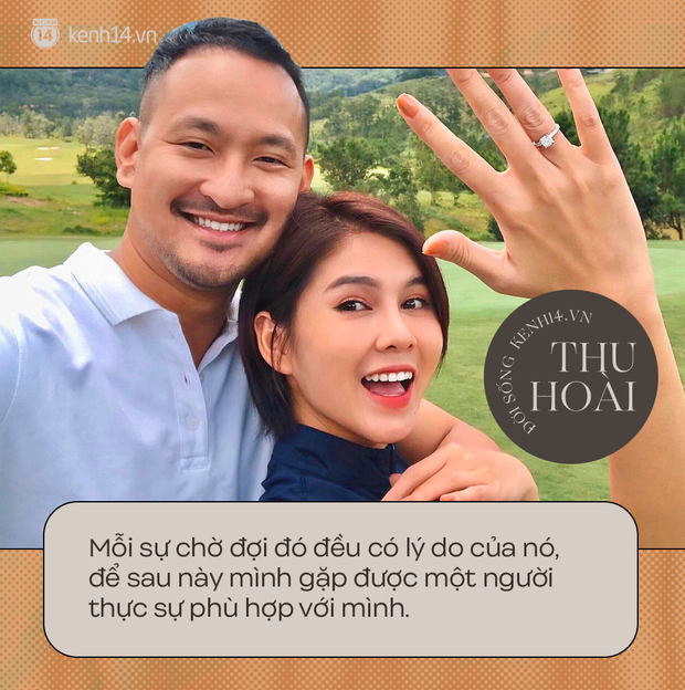 Điểm lại loạt phát ngôn về tình yêu rất đi vào lòng người của MC Thu Hoài trước thềm đám cưới - Ảnh 9.