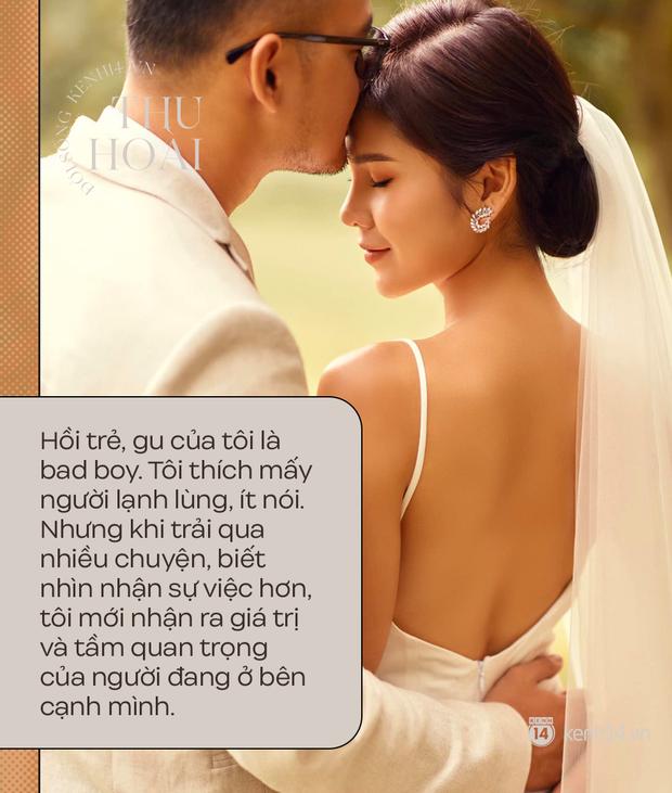 Điểm lại loạt phát ngôn về tình yêu rất đi vào lòng người của MC Thu Hoài trước thềm đám cưới - Ảnh 11.