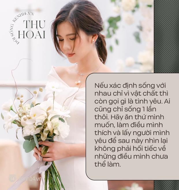 Điểm lại loạt phát ngôn về tình yêu rất đi vào lòng người của MC Thu Hoài trước thềm đám cưới - Ảnh 15.