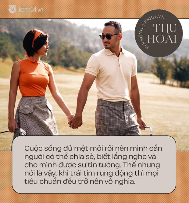 Điểm lại loạt phát ngôn về tình yêu rất đi vào lòng người của MC Thu Hoài trước thềm đám cưới - Ảnh 17.