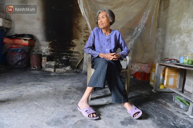 """Cụ bà gần 80 tuổi sinh ra trong """"nạn đói"""", sống cô độc từ nhỏ: """"Chiếc xe đẩy, củ sắn luộc là tất cả những gì tôi có"""" - Ảnh 3."""