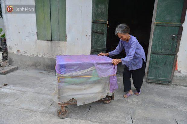 """Cụ bà gần 80 tuổi sinh ra trong """"nạn đói"""", sống cô độc từ nhỏ: """"Chiếc xe đẩy, củ sắn luộc là tất cả những gì tôi có"""" - Ảnh 10."""