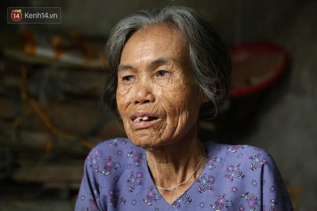 """Cụ bà gần 80 tuổi sinh ra trong """"nạn đói"""", sống cô độc từ nhỏ: """"Chiếc xe đẩy, củ sắn luộc là tất cả những gì tôi có"""" - Ảnh 5."""
