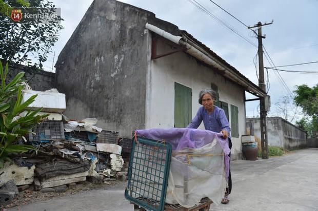 """Cụ bà gần 80 tuổi sinh ra trong """"nạn đói"""", sống cô độc từ nhỏ: """"Chiếc xe đẩy, củ sắn luộc là tất cả những gì tôi có"""" - Ảnh 11."""