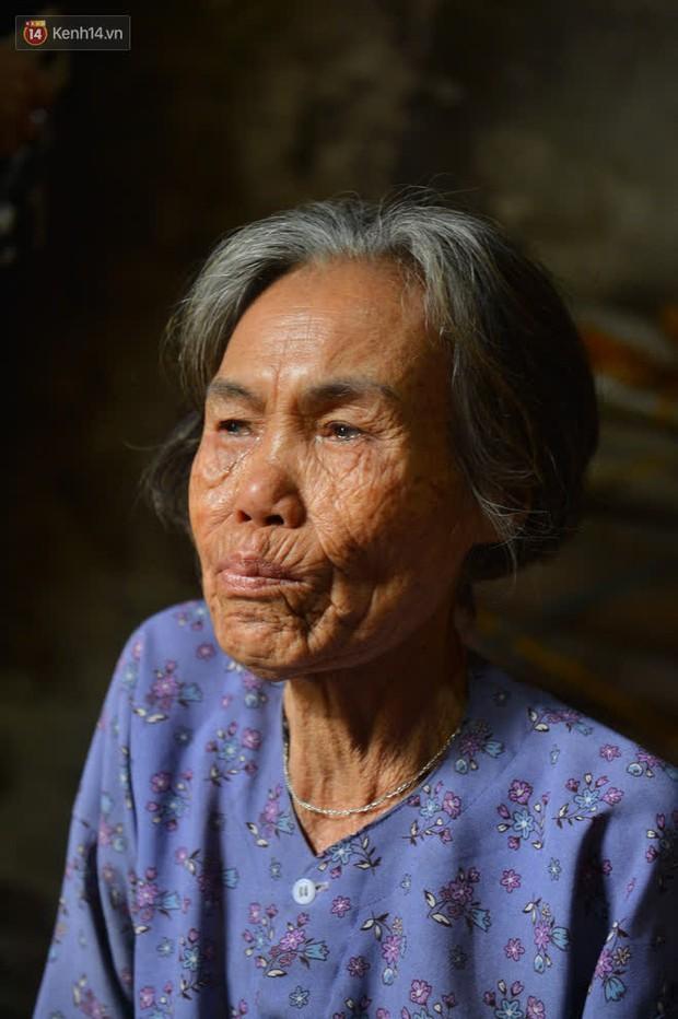 """Cụ bà gần 80 tuổi sinh ra trong """"nạn đói"""", sống cô độc từ nhỏ: """"Chiếc xe đẩy, củ sắn luộc là tất cả những gì tôi có"""" - Ảnh 16."""