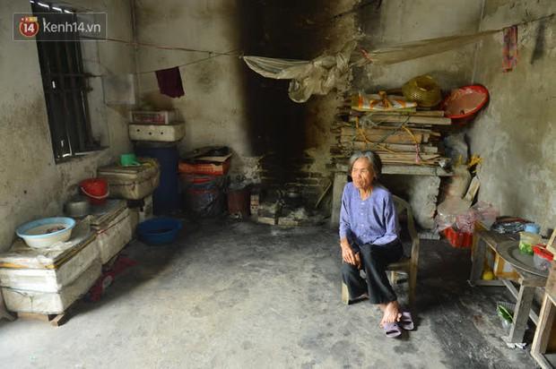 """Cụ bà gần 80 tuổi sinh ra trong """"nạn đói"""", sống cô độc từ nhỏ: """"Chiếc xe đẩy, củ sắn luộc là tất cả những gì tôi có"""" - Ảnh 2."""