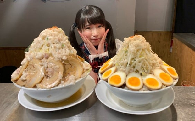 """Đã tìm ra nguồn gốc phần ăn """"siêu to khổng lồ"""" của Bà Tân Vlog, hoá ra có hẳn một cách gọi tên ở Nhật Bản - Ảnh 2."""