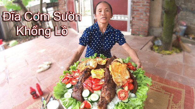 """Đã tìm ra nguồn gốc phần ăn """"siêu to khổng lồ"""" của Bà Tân Vlog, hoá ra có hẳn một cách gọi tên ở Nhật Bản - Ảnh 1."""