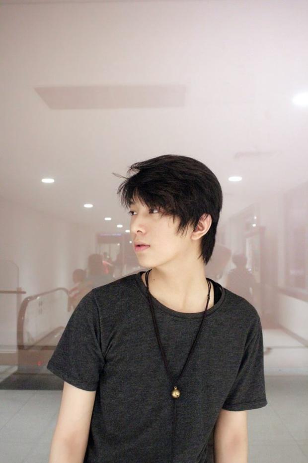 Đối thủ của Tường Vi, Lương Mỹ Kỳ ở show người đẹp chuyển giới bất ngờ khoe ảnh hồi chưa come out - Ảnh 3.
