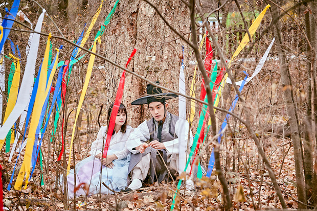 Chưa kịp làm người cần quên phải nhớ, Hoàng Yến Chibi đã vội nên đôi với nam tài tử cực phẩm xứ Hàn ở web drama mới - Ảnh 8.