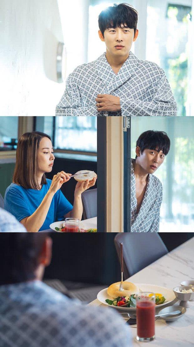 """Em gái """"trà xanh"""" trơ trẽn chăm chồng người ở preview Lừa Em, Cưng Tiêu Rồi!, """"bà cả"""" Jo Yeo Jeong thấy mà tức á - Ảnh 7."""