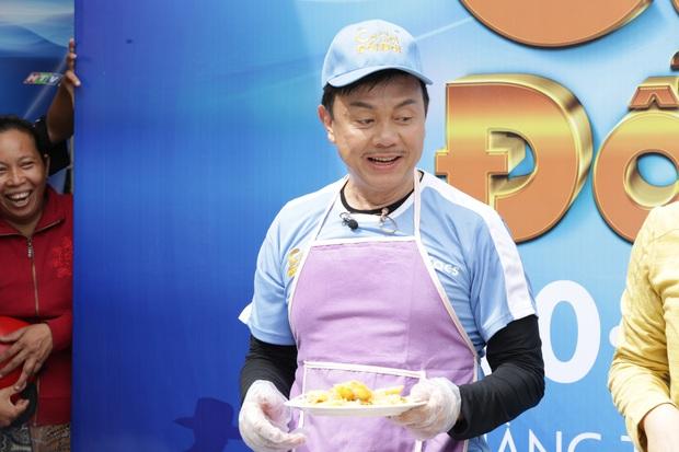 Thêm hình ảnh cố NS Chí Tài lăn xả với Việt Hương, Đại Nghĩa trong show chưa lên sóng - Ảnh 11.