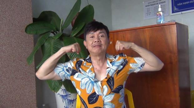 Thêm hình ảnh cố NS Chí Tài lăn xả với Việt Hương, Đại Nghĩa trong show chưa lên sóng - Ảnh 14.