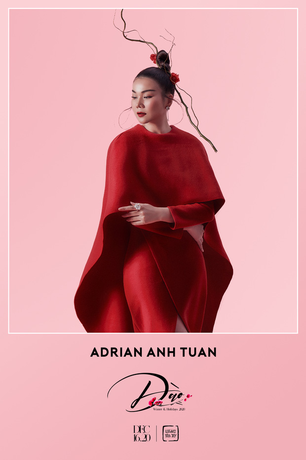 """NTK Adrian Anh Tuấn làm """"sống dậy"""" hình ảnh các đào nương trong văn nghệ dân gian bằng thời trang đương đại với BST Đào - Ảnh 3."""