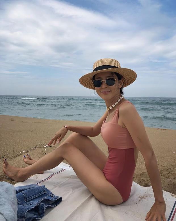 Công bố BXH sao nữ xứ Hàn diện áo tắm đẹp nhất: Jennie No.1 dù... kín bưng, Jessica, Hyomin ngoài 30 vẫn chặt chém - Ảnh 5.