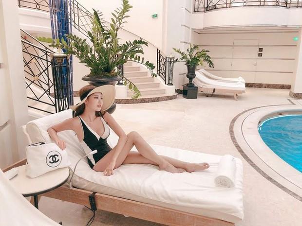 Công bố BXH sao nữ xứ Hàn diện áo tắm đẹp nhất: Jennie No.1 dù... kín bưng, Jessica, Hyomin ngoài 30 vẫn chặt chém - Ảnh 8.
