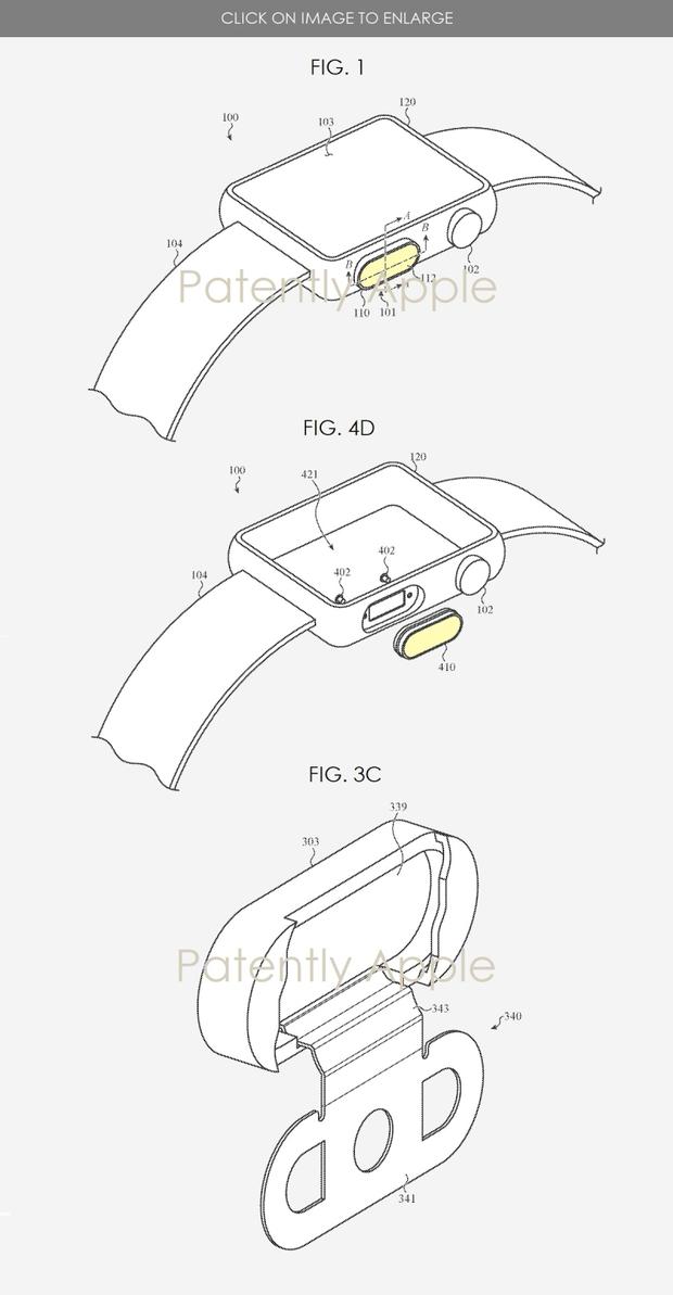 Apple Watch có thể sẽ dùng được cả Touch ID lẫn Face ID? - Ảnh 3.