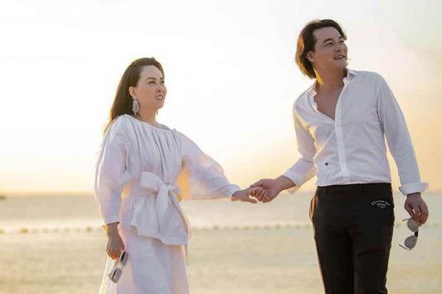 Chuyện tình hội phi công Vbiz: Phan Hiển, Quý Bình viên mãn đáng ghen tị, Hoàng Anh gặp sóng gió đến mức kiện cả vợ cũ - Ảnh 11.