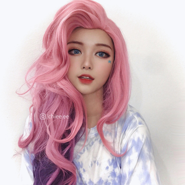 Gặp Thục Chi, cô nàng cosplayer xinh như búp bê khiến cộng đồng game Việt nháo nhào tìm info - Ảnh 2.
