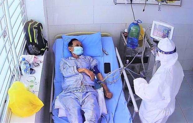 Bệnh nhân Covid-19 thứ 1405 cách ly ở Quảng Nam tiên lượng nặng - Ảnh 1.