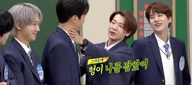 Donghae tiết lộ từng xảy ra ẩu đả với Heechul vì siêu sao vũ trụ kiên quyết đòi rời Super Junior - Ảnh 3.