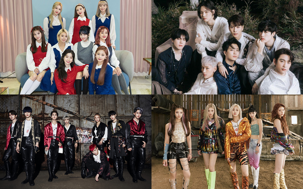 Doanh số album của 15 công ty Kpop năm 2020: Mình BTS giúp Big Hit đứng đầu, BLACKPINK và đàn em mới debut cân trọn YG - Ảnh 5.