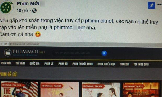 Sau khi Hieupc góp phần xóa sổ nhiều trang web lừa đảo bán vé máy bay, cư dân mạng bất ngờ gọi hồn phimmoi.net - Ảnh 6.