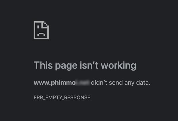 Sau khi Hieupc góp phần xóa sổ nhiều trang web lừa đảo bán vé máy bay, cư dân mạng bất ngờ gọi hồn phimmoi.net - Ảnh 3.