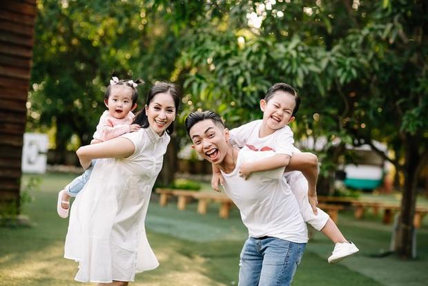 Chuyện tình hội phi công Vbiz: Phan Hiển, Quý Bình viên mãn đáng ghen tị, Hoàng Anh gặp sóng gió đến mức kiện cả vợ cũ - Ảnh 7.