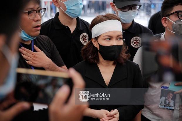 NS Việt Hương livestream bức xúc đỉnh điểm vì có người mạo danh vợ NS Chí Tài mượn hơn 100 triệu trả chi phí tang ở Việt Nam - Ảnh 6.