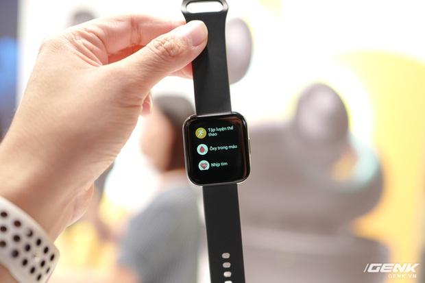 Trải nghiệm Realme Watch S: Chiếc smartwatch đáng để thử ở phân khúc dưới 3 triệu đồng - Ảnh 1.
