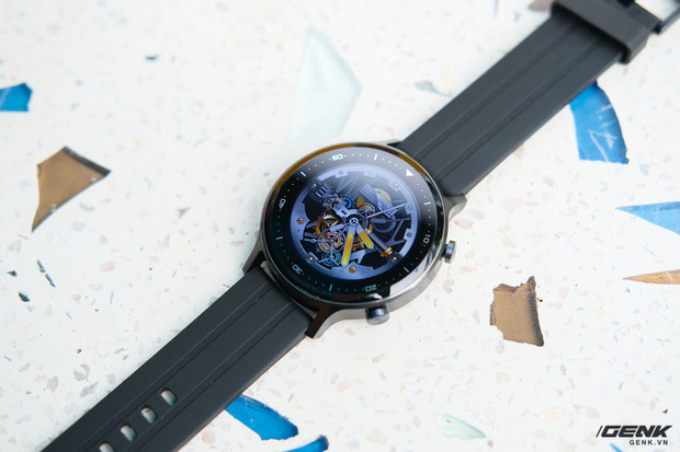 Trải nghiệm Realme Watch S: Chiếc smartwatch đáng để thử ở phân khúc dưới 3 triệu đồng - Ảnh 2.