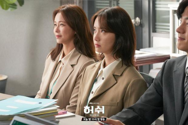 """Hush của Hwang Jung Min - Yoona bóc trần thấm thía nghề báo: """"Ngòi bút mạnh hơn súng, nhưng cơm mạnh hơn ngòi bút!"""" - Ảnh 5."""