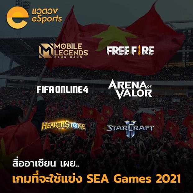 Lật kèo phút 90, LMHT và cả Tốc Chiến sẽ là môn eSports tại SEA Games Việt Nam? Free Fire vắng bóng? - Ảnh 1.