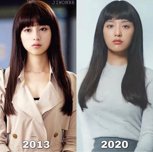 Cùng một kiểu tóc nhưng nàng Yoo Rachel của hiện tại và 7 năm trước đã khác nhau lắm rồi - Ảnh 4.