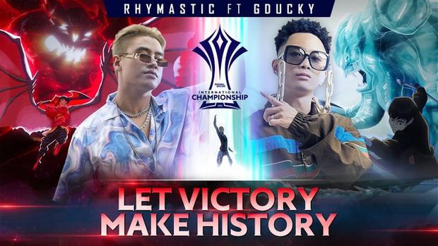 Rhymastic và GDucky sẽ diễn trực tiếp ca khúc đặc biệt trên sàn đấu Chung kết AIC giữa Saigon Phantom và MAD Team - Ảnh 3.
