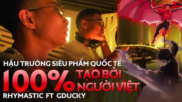 Rhymastic và GDucky sẽ diễn trực tiếp ca khúc đặc biệt trên sàn đấu Chung kết AIC giữa Saigon Phantom và MAD Team - Ảnh 2.