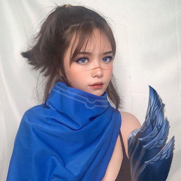 Gặp Thục Chi, cô nàng cosplayer xinh như búp bê khiến cộng đồng game Việt nháo nhào tìm info - Ảnh 9.