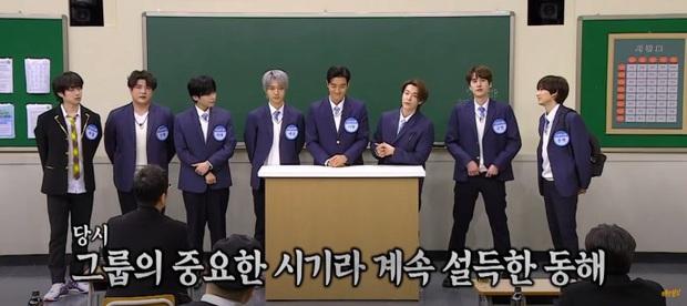 Donghae tiết lộ từng xảy ra ẩu đả với Heechul vì siêu sao vũ trụ kiên quyết đòi rời Super Junior - Ảnh 1.