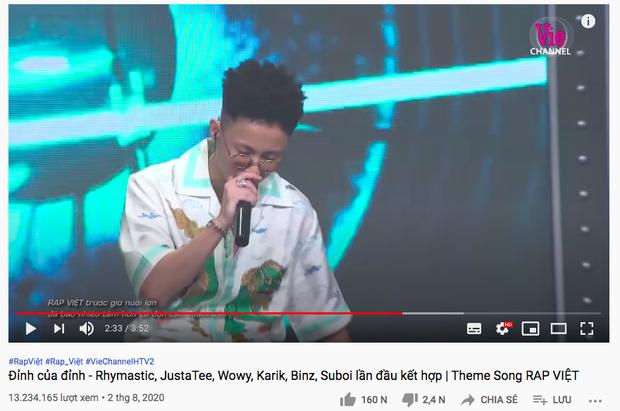 Rhymastic khoe verse rap trong ca khúc chủ đề Rap Việt vào đề Văn nhưng đã được netizen tiên tri từ 4 tháng trước? - Ảnh 6.